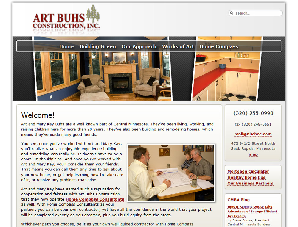 Art Buhs Construction, Inc.